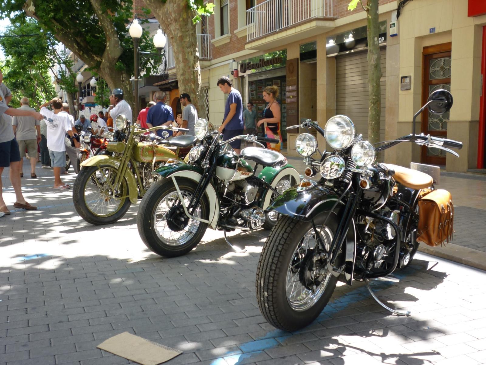 Harley Davidson WLA de 1942