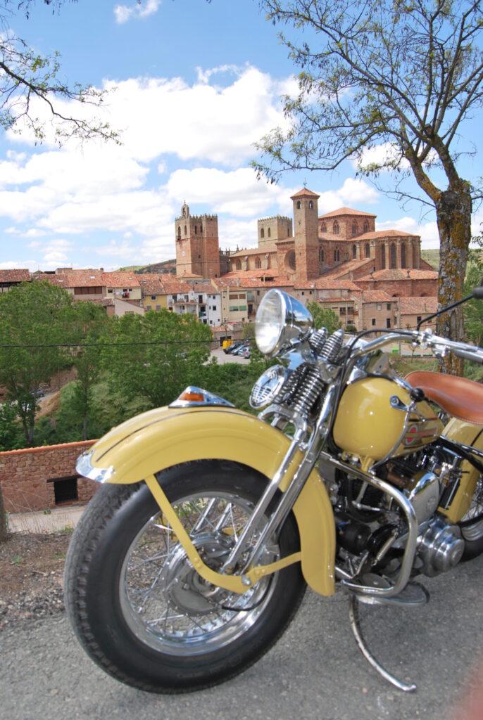 Harley-Davidson WL de Jose Ignacio Domenech