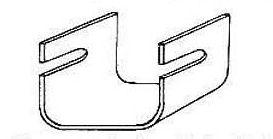 Figura 5 - Pieza en U