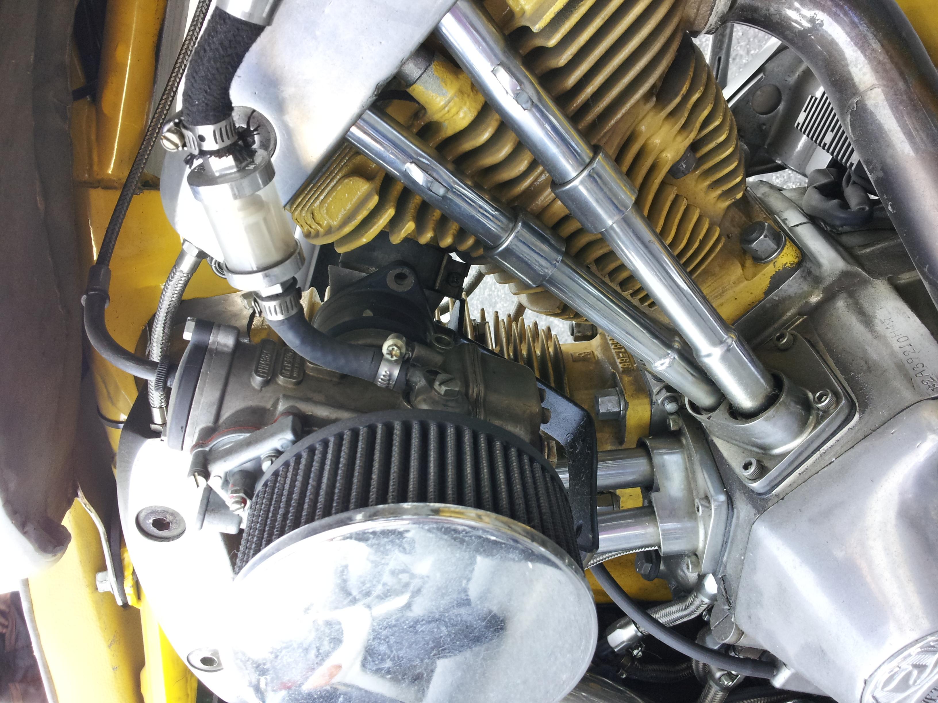 Shovel 1974 (Motor)