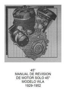 45″ Engine Overhaul Manual