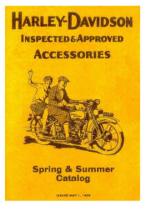 1929 - Inspected & approved Accessories
