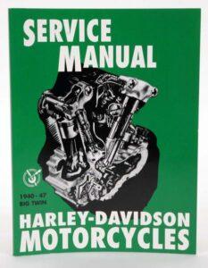 1940-47 - OHV y SV Service Manual