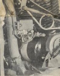 45″ Generator Field Switch