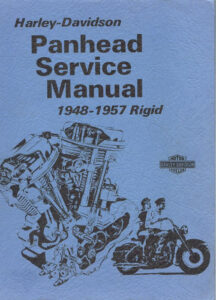 Panhead Service Manual (Rigid)