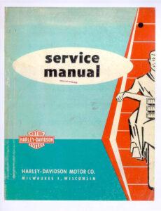 Duo-Glide 74″ OHV Service Manual