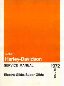 1970-1972 - AMF Service Manual