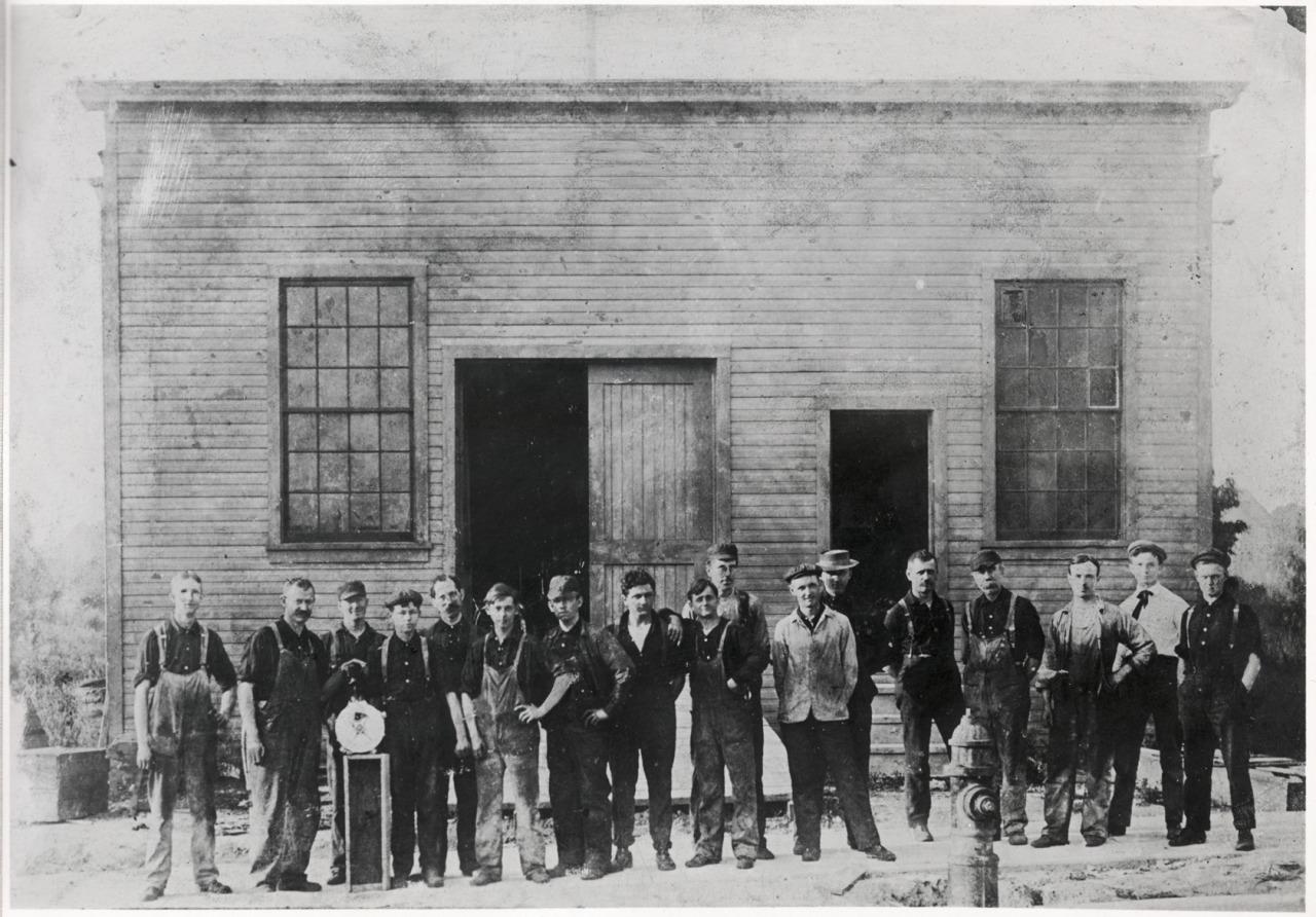 Empleados, años 1906 a 1912
