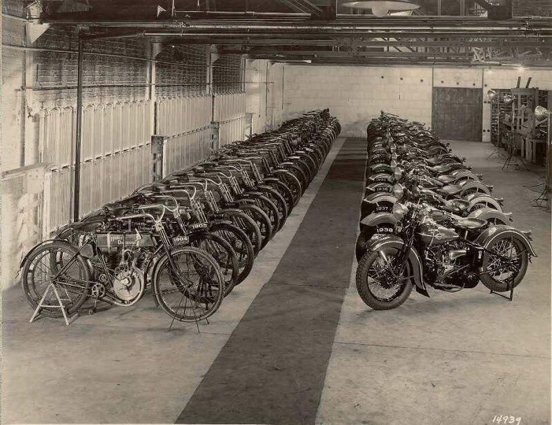 Todos los modelos hasta 1938