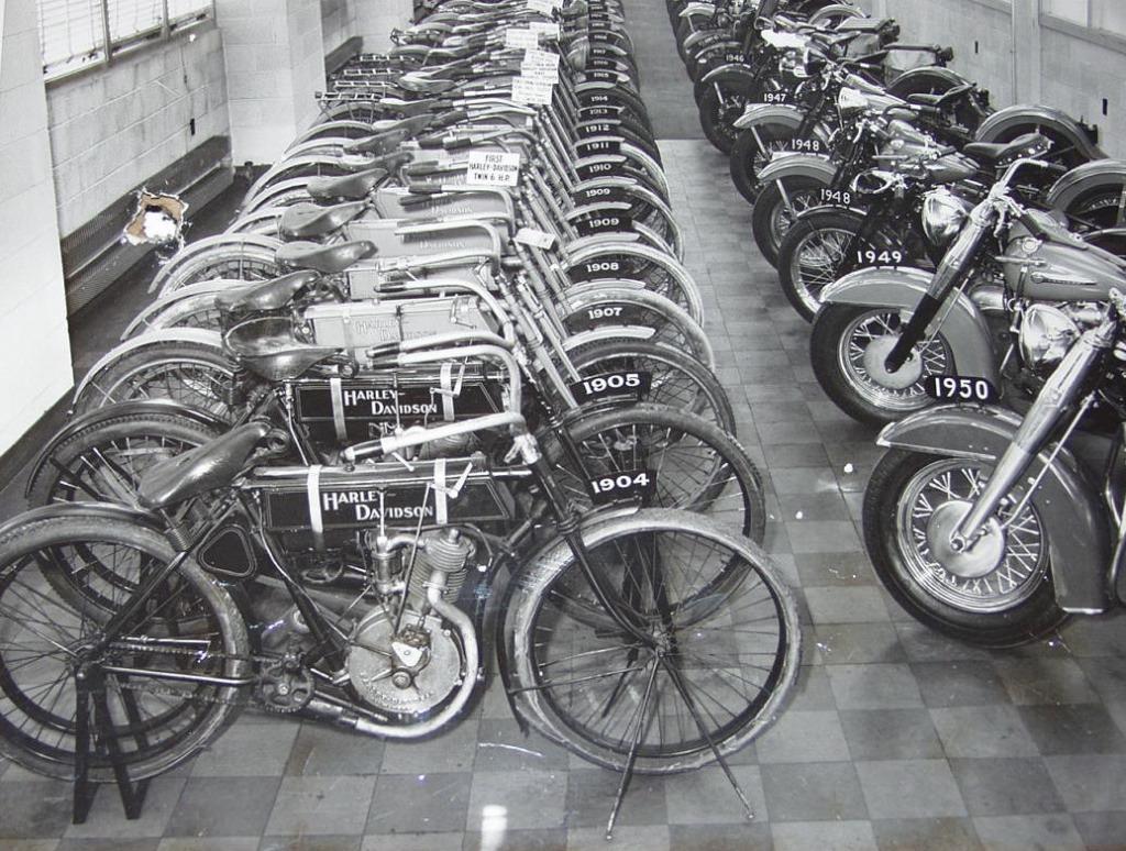 Todos los modelos hasta 1950