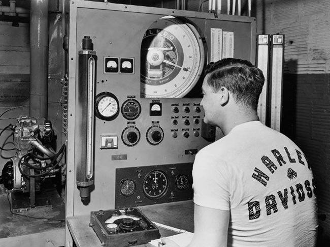 Sistemas de control de calidad - Años 50