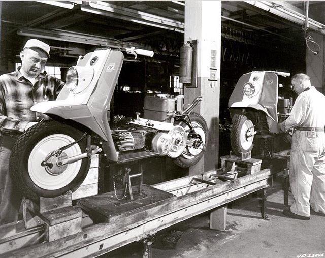 Años 60 - Modelo Topper