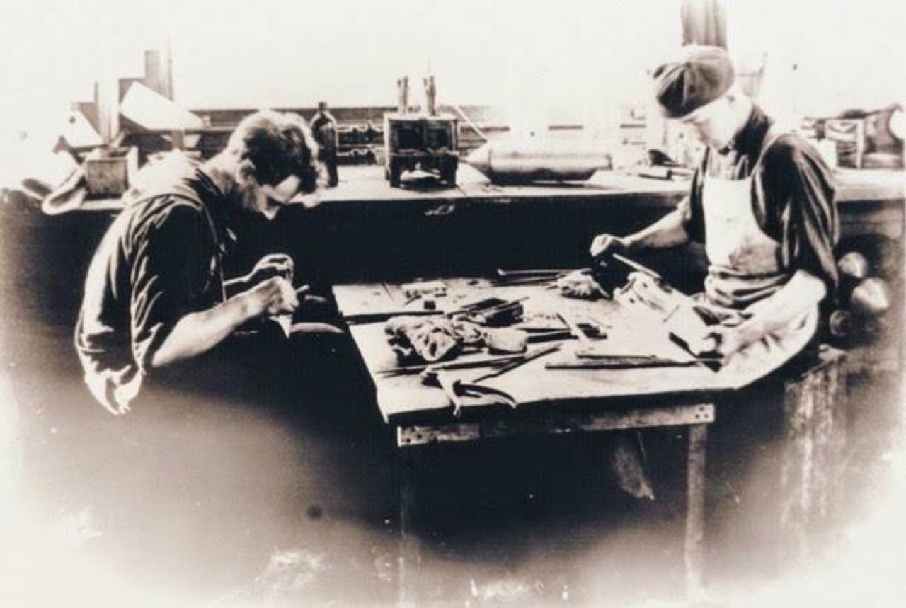 Años 20 - Confección de accesorios
