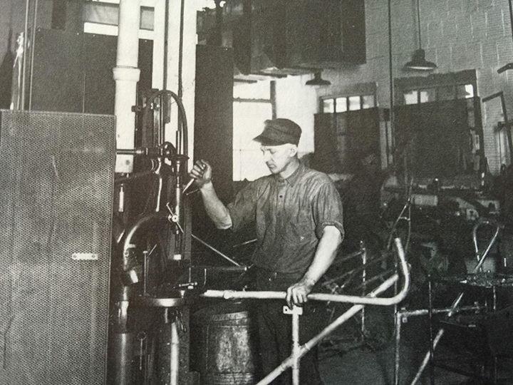 Doblando tubos