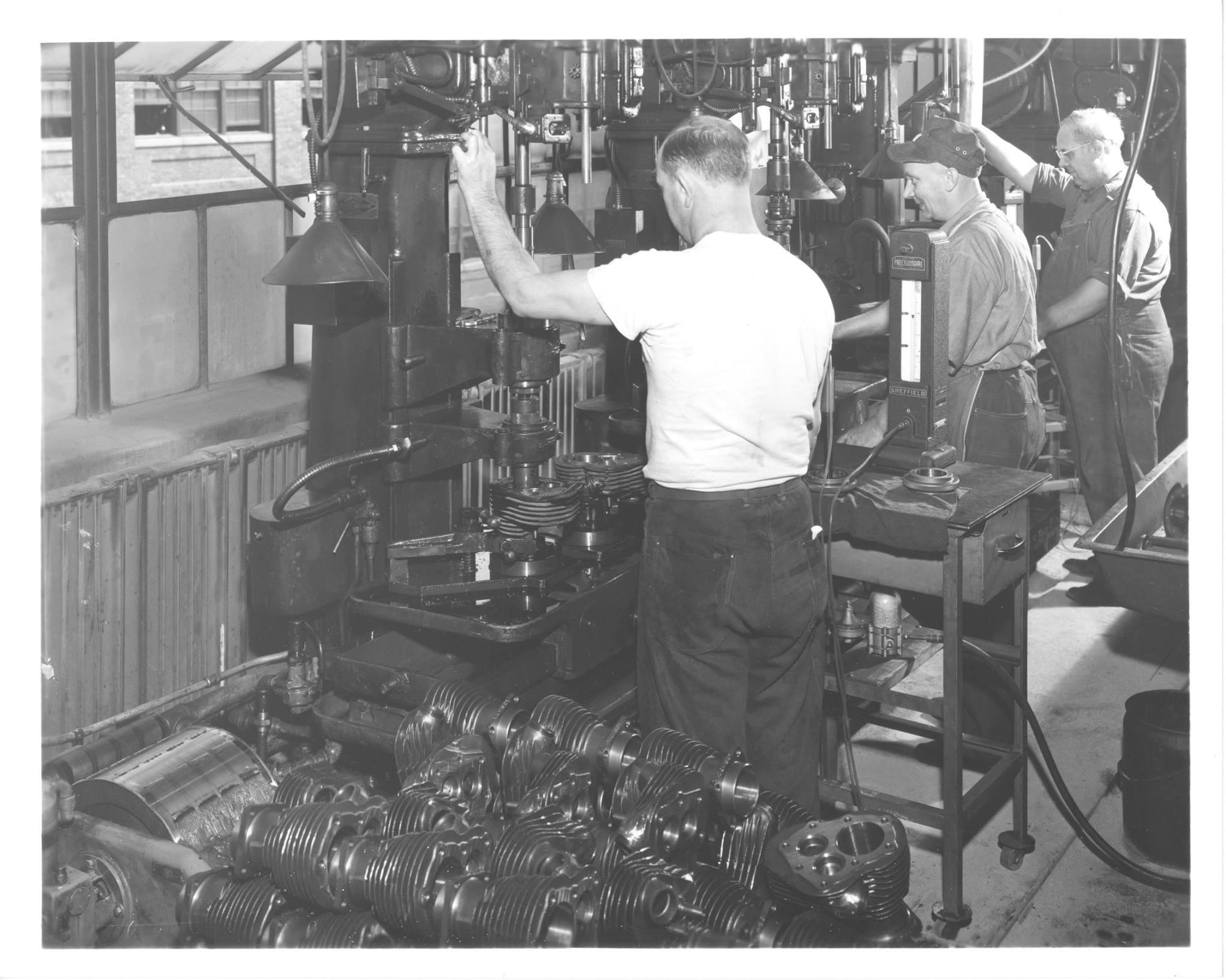 Fabricación cilindros WL