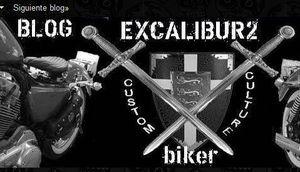 Biker Excalibur