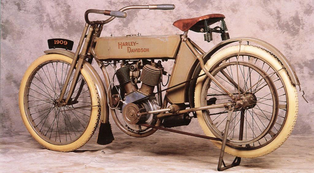 Modelo 5D de 1909 - vista izquierda