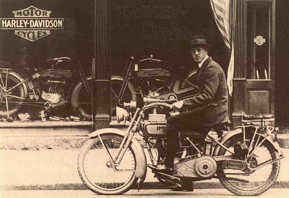 Concesionario de Harley-Davidson