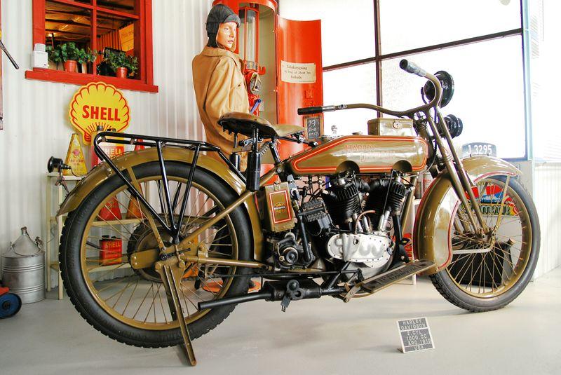 """Un modelo """"19J"""" de 1.000 cc. (1919)"""