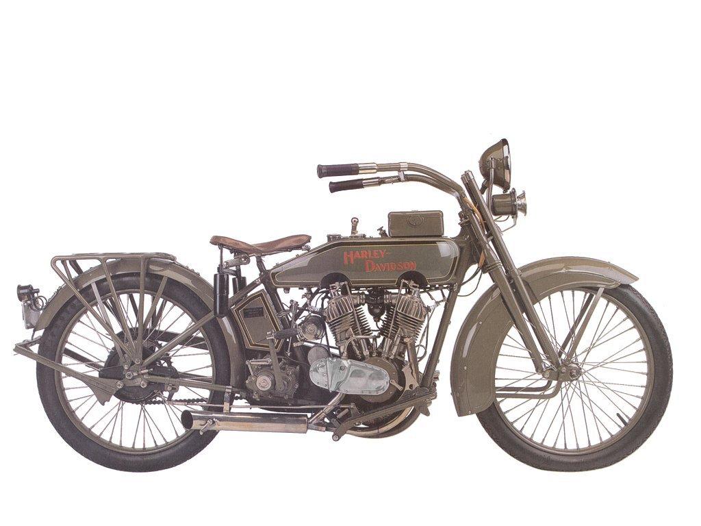 Harley-Davidson Modelo J de 1921