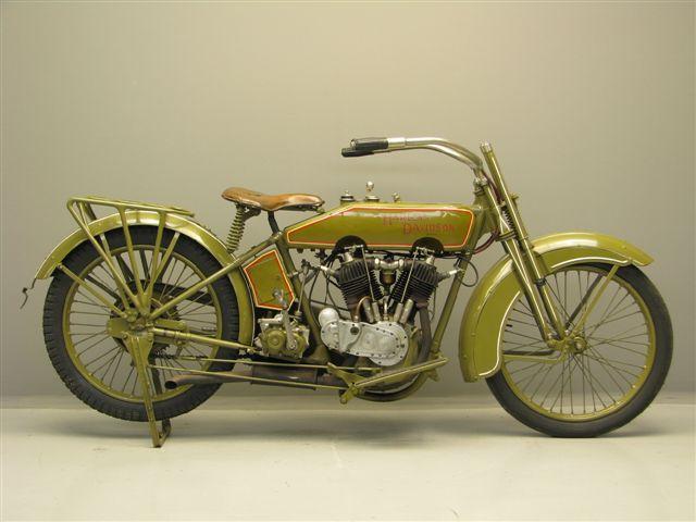 Harley-Davidson modelo 23J