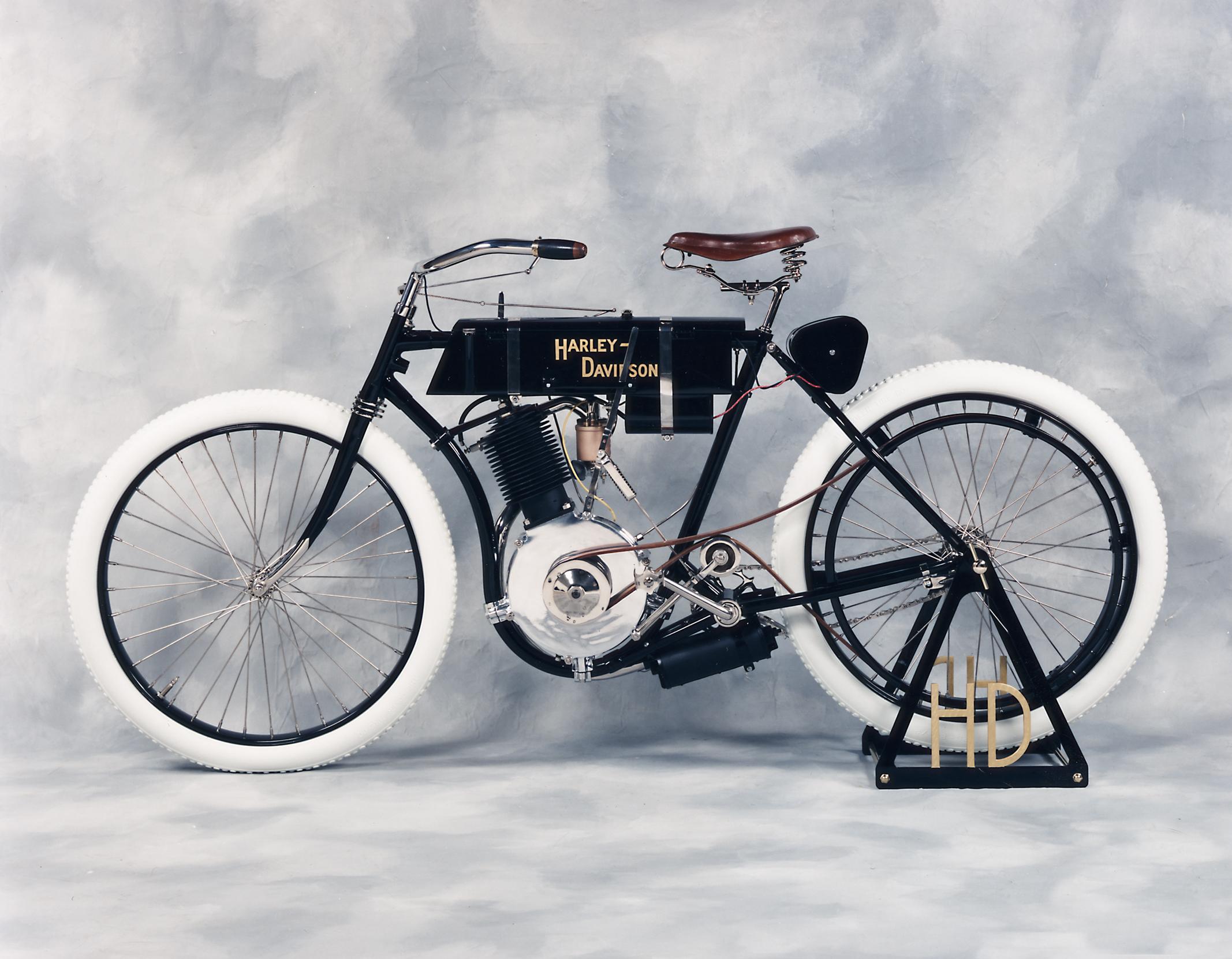 Primera unidad de Harley-Davidson - 1903