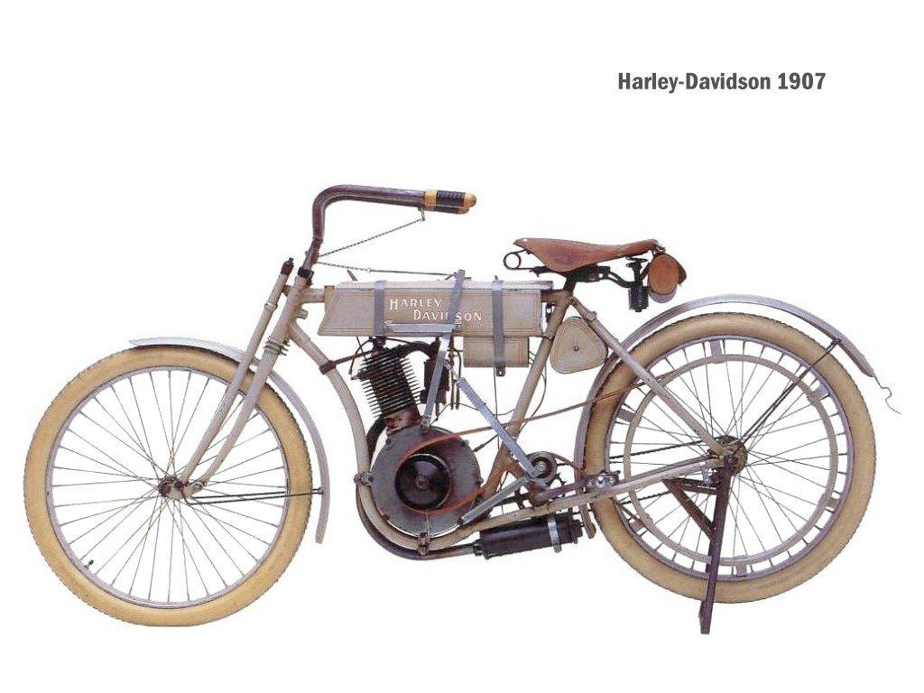 1907 - Harley-Davidson