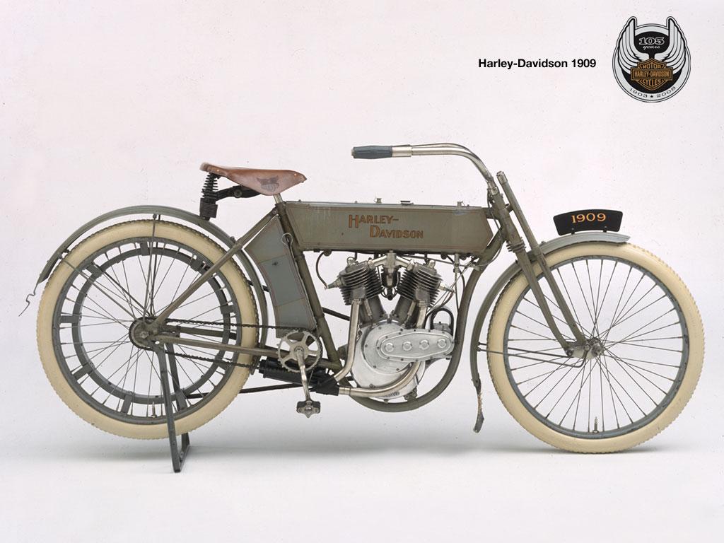 1909 - Modelo 5D - V-Twin