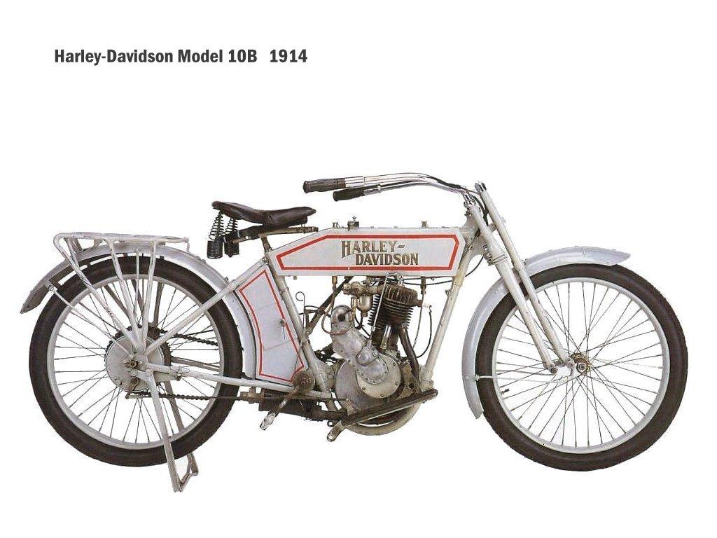 1914 - Modelo 10 B
