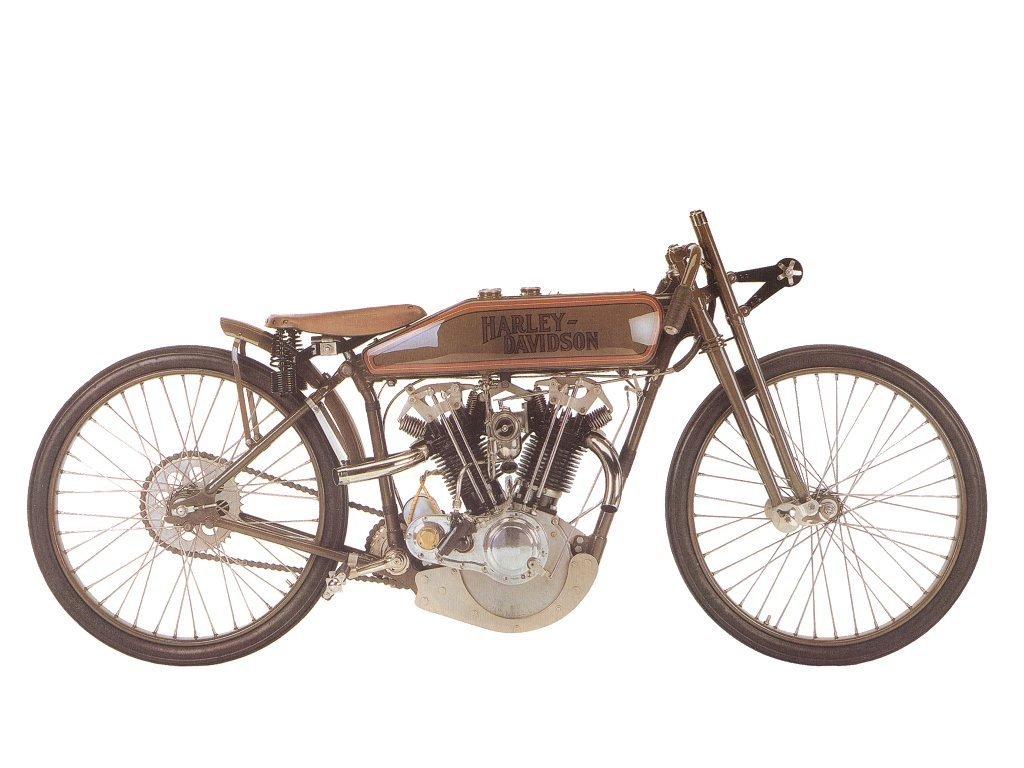 1915 - 1921 - V-Twin R (8 válvulas)