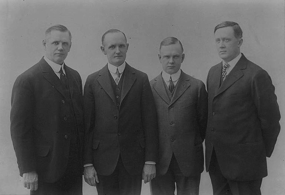 Los cuatro fundadores