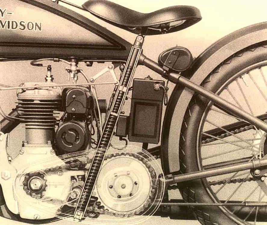 Modelo B Single de 1926