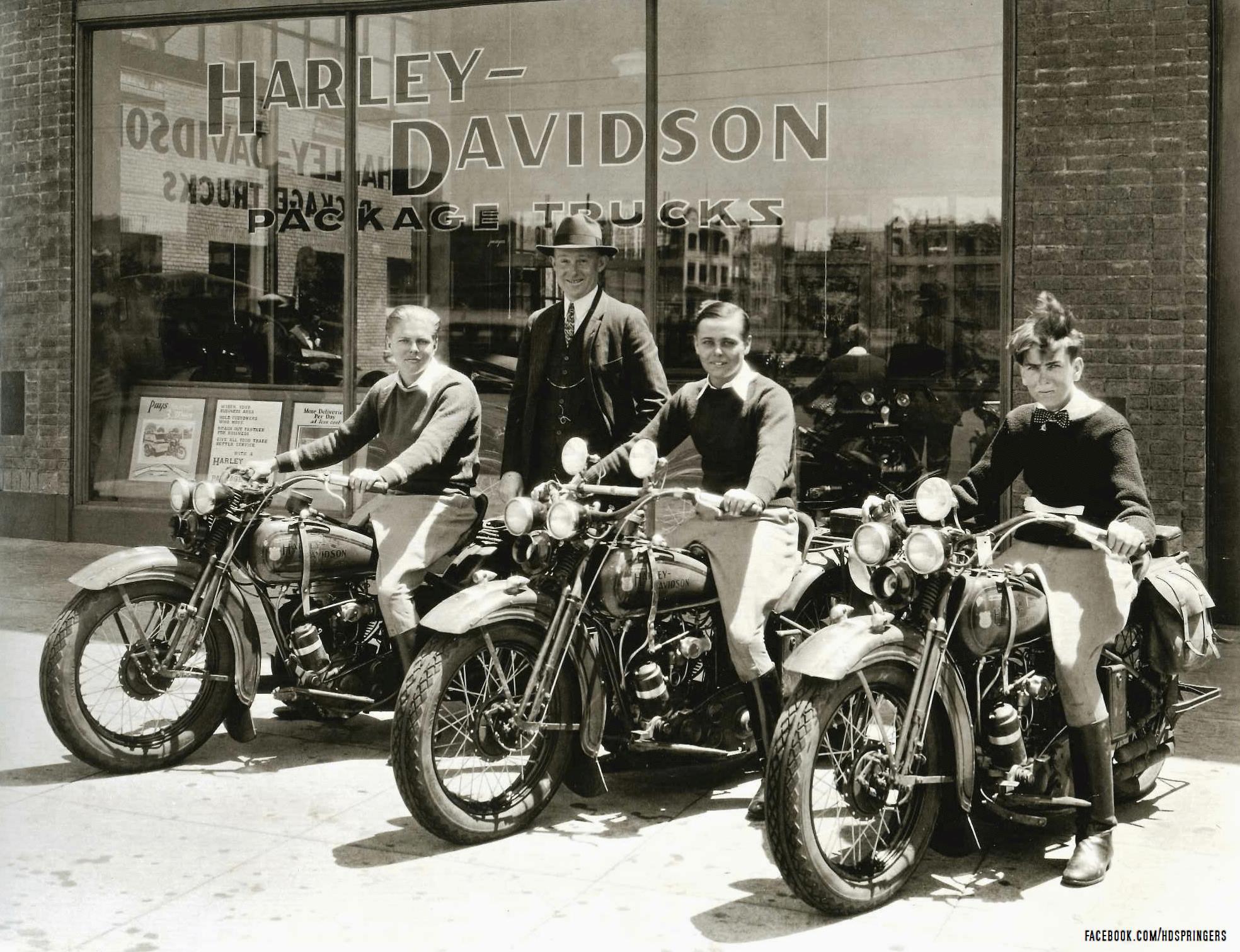 1926 - Segunda Generacion