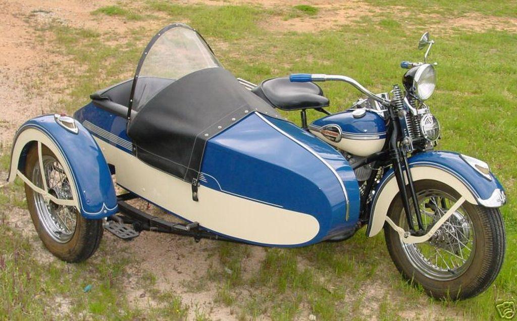 1941 - Sidecar
