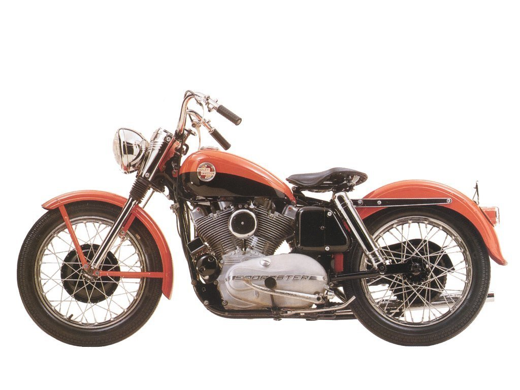 1957 - Modelo XL Sportster