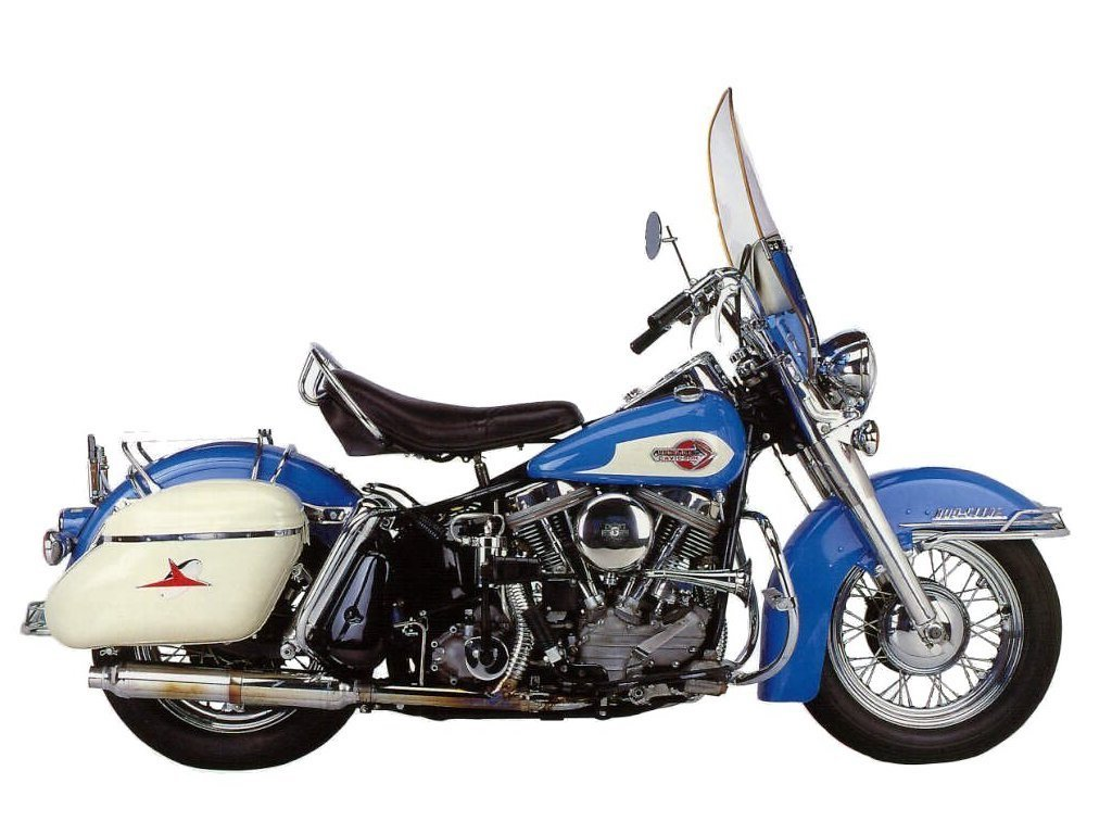 Populaire modelos - Harley Clasica HU06