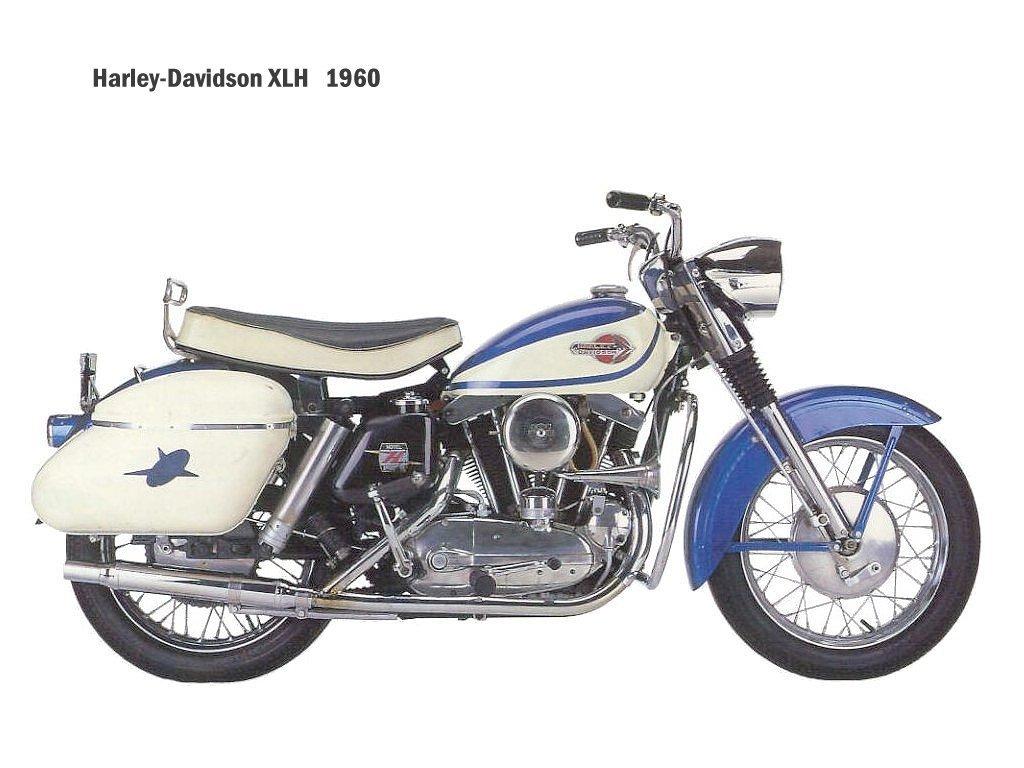 1960 - Modelo XLH