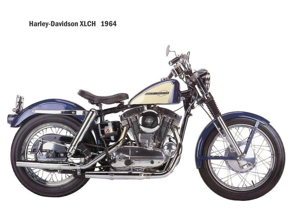 1964 - Modelo XLCH