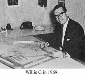 Willie G. Davidson en 1969