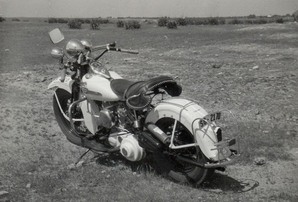 La WL45 en 1971, recién restaurada