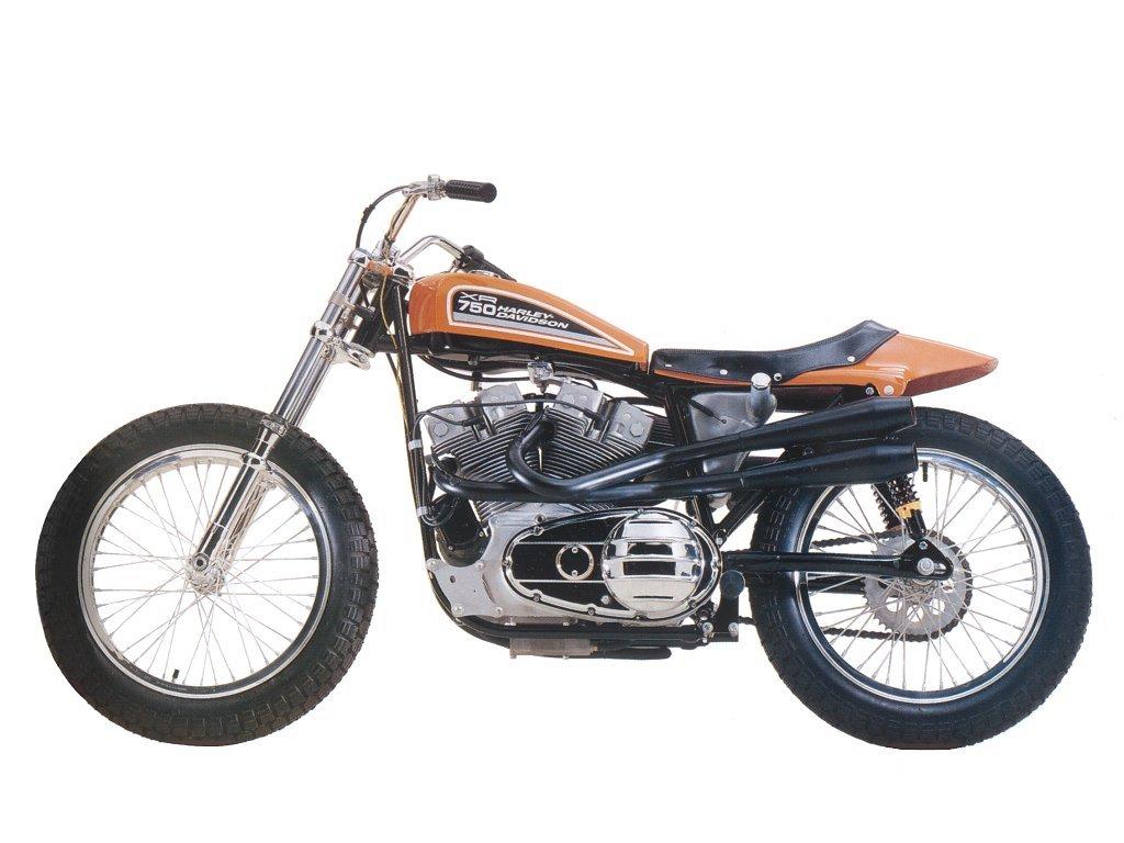 1972 - Modelo XR 750