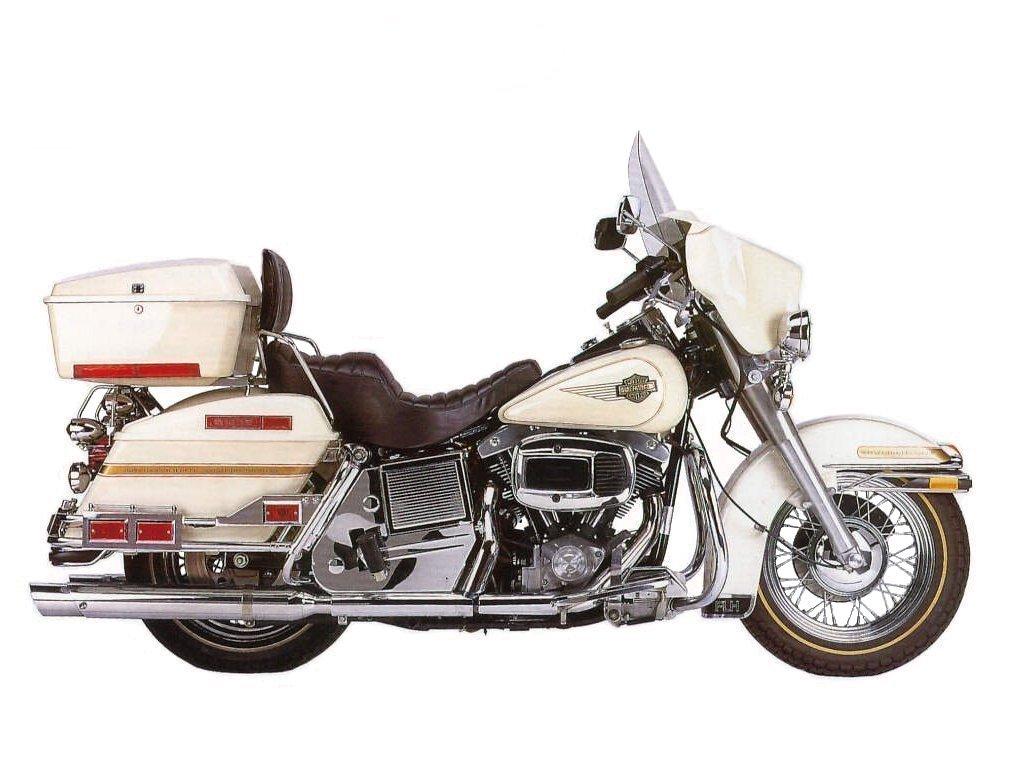 1984 - Modelo FLHX