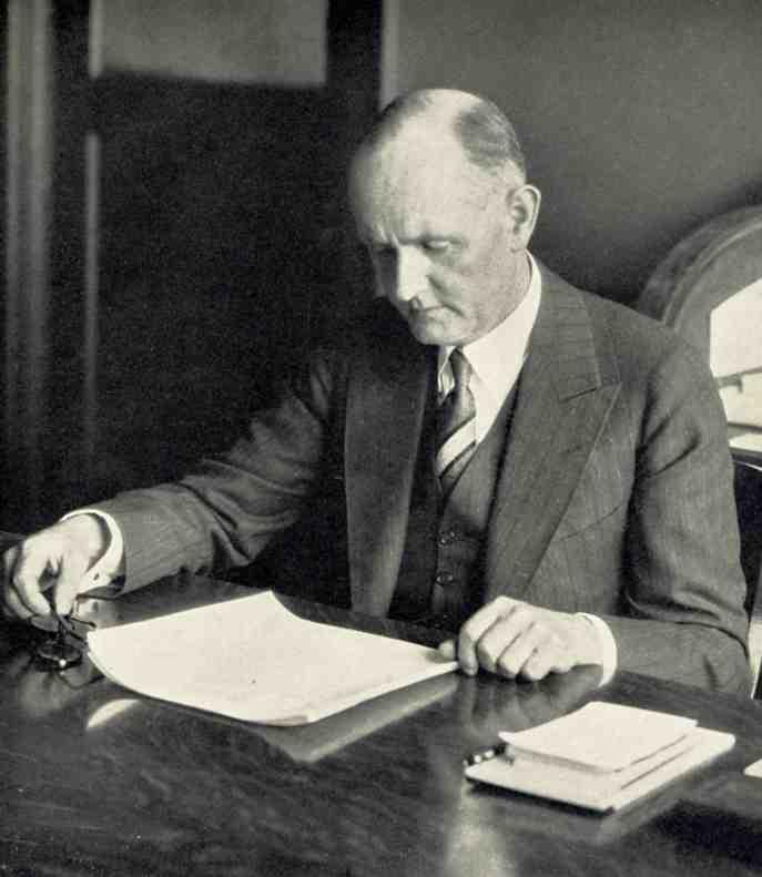 Walter Davidson (años 30), Presidente de la compañía