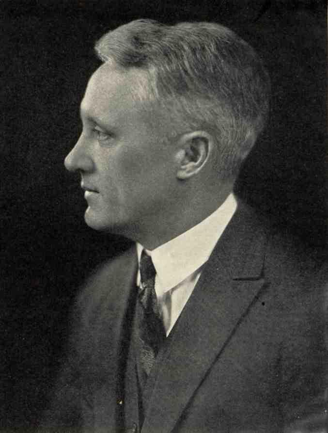 Bill Harley en lo años 30
