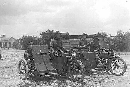 Dos unidades en 1910