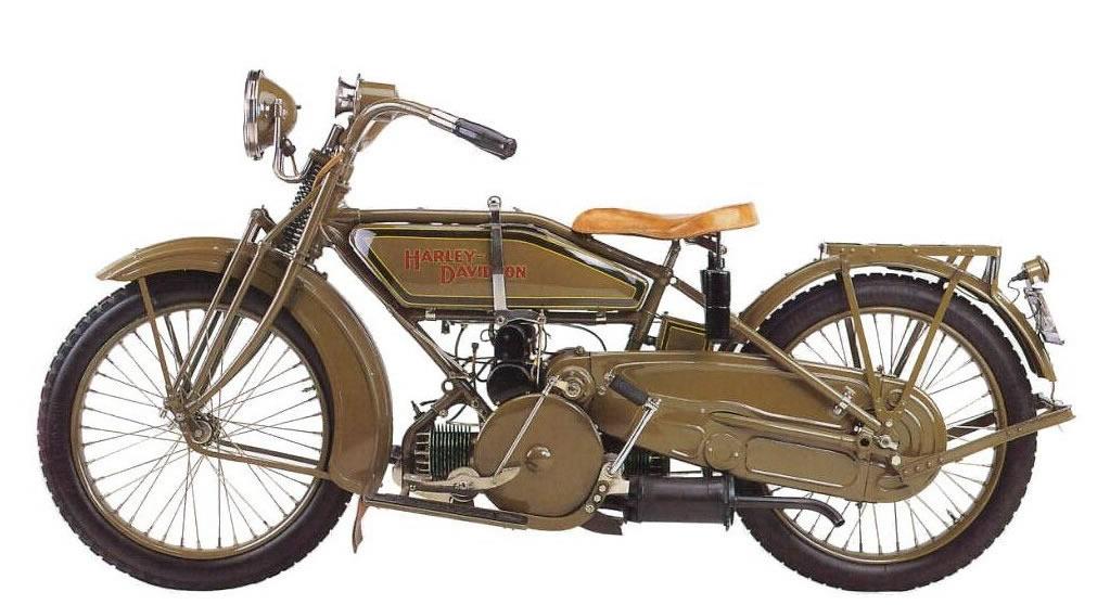 El WJ Sport Model de 1921