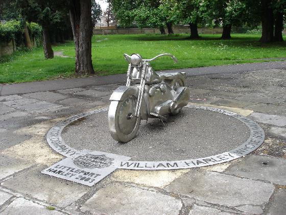Monumento en Littleport (Reino Unido)