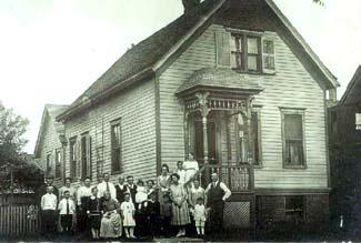 La casa de los Melk