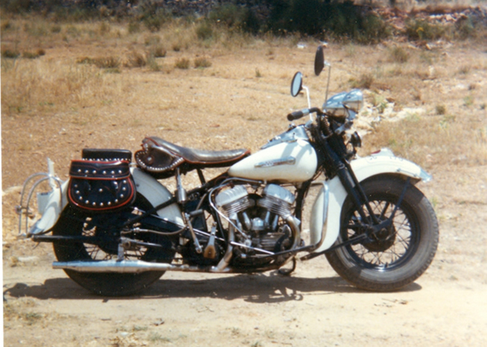 1979 - Harley-Davidson WL45
