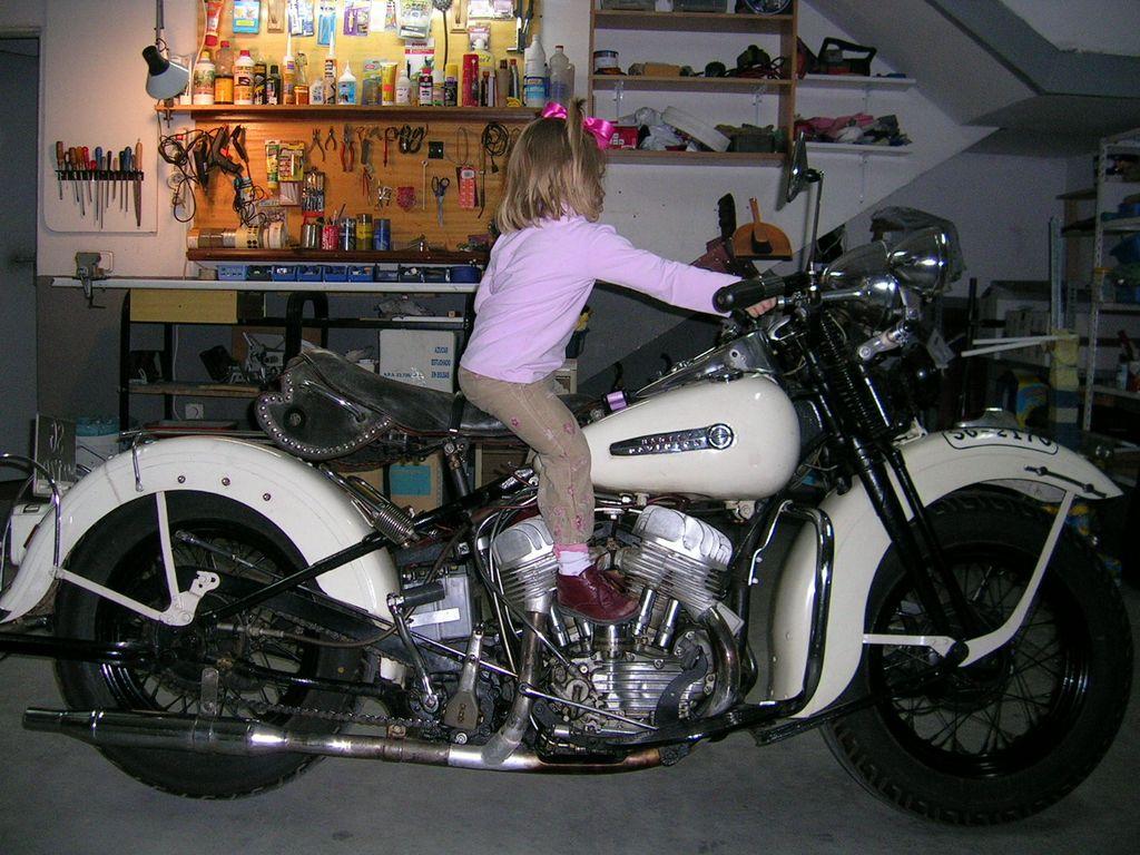 2005 - Harley-Davidson en Madrid